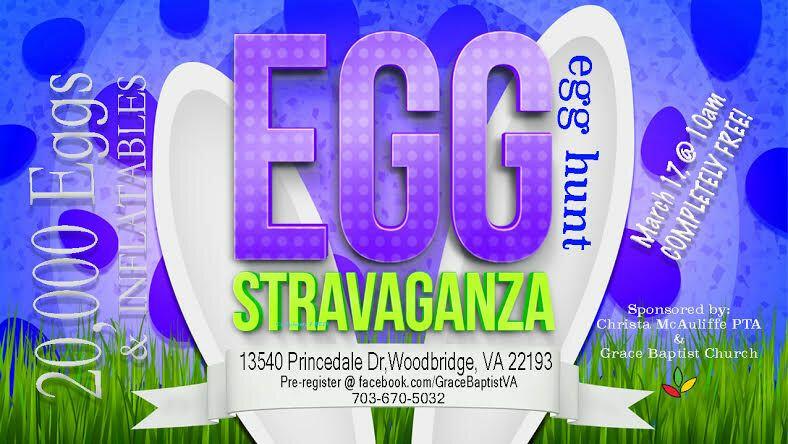 Eggstravaganza 2018